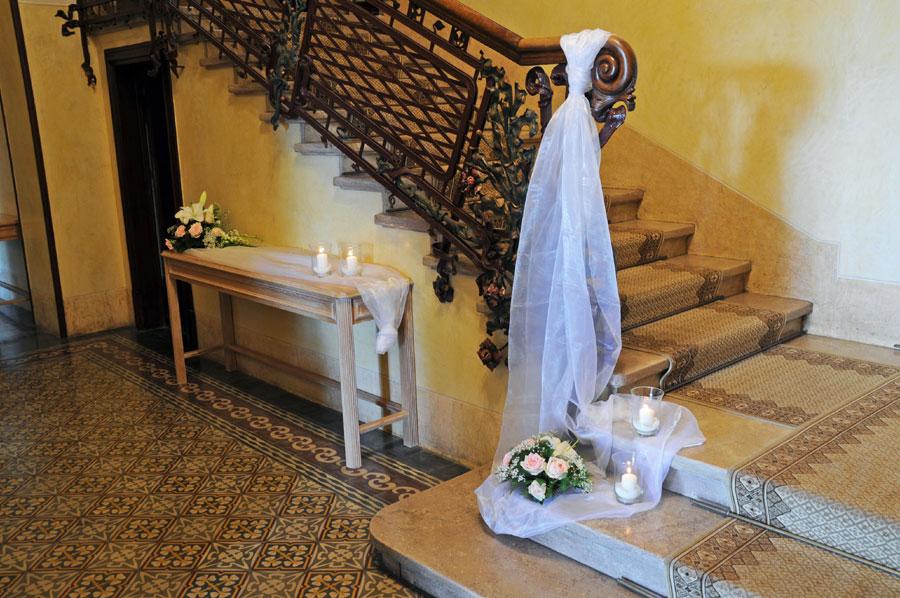 Addobbi di nozze Allestimenti floreali matrimonio