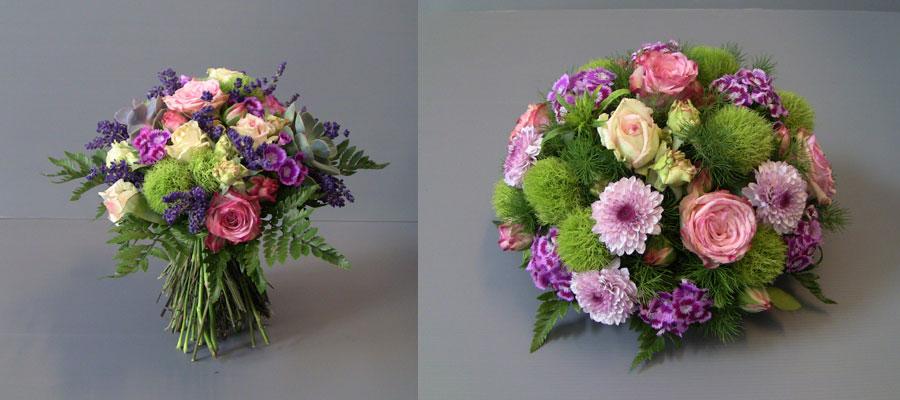 Popolare Composizioni di fiori freschi recisi Decorazioni floreali  PA07