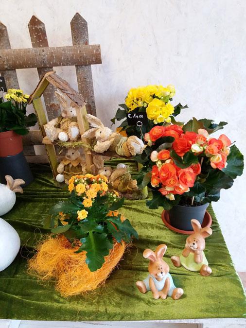 Pasqua 2018 Arte Floreale Fioristi Bornate Serravalle Sesia